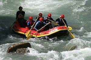 Rafting_Mezzana