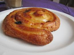 snail pastry